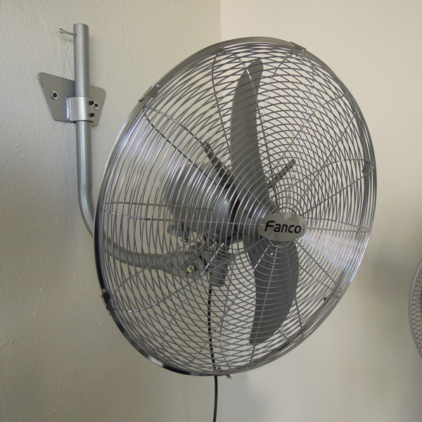 Commercial Wall Fan 25 Quot 635mm Fanco High Performance
