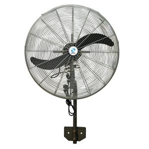 "fantech 25"" wall fan"