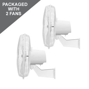 Fanco domestic dc wall fan package